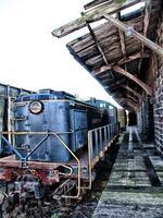 pennsylvania, quakertown, penn eastern, locomotive, rails,