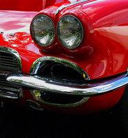 pennslyvania, carlisle, 1961, corvette, sting ray, headlights,