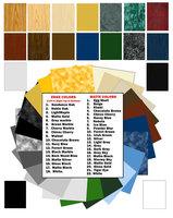 Edge/Matte Color Wheel