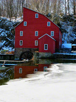 new jersey, clinton, mill, frozen, ralph hunt,