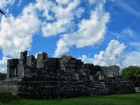 mexico, tulum, house-of-the-halach, palatial, king, quintana- roo,