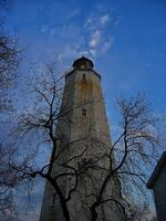 new jersey, sandy hook state park, lighthouse, light,
