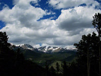 colorado, rocky mountain national park, rockies, continental divide,