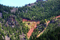 colorado, eldorado canyon state park, union pacific, eldorado mountain, train, coal,