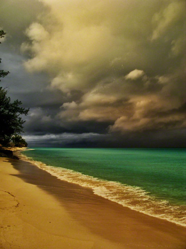 bahamas, north bimini, storm,clouds,, photo