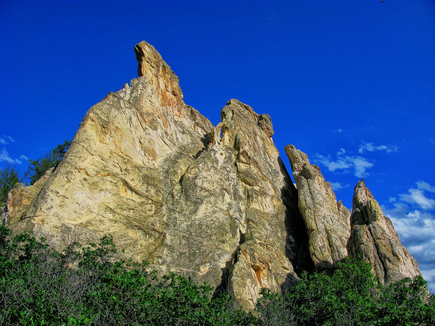 colarado, colarado springs, cathedral rock,, photo
