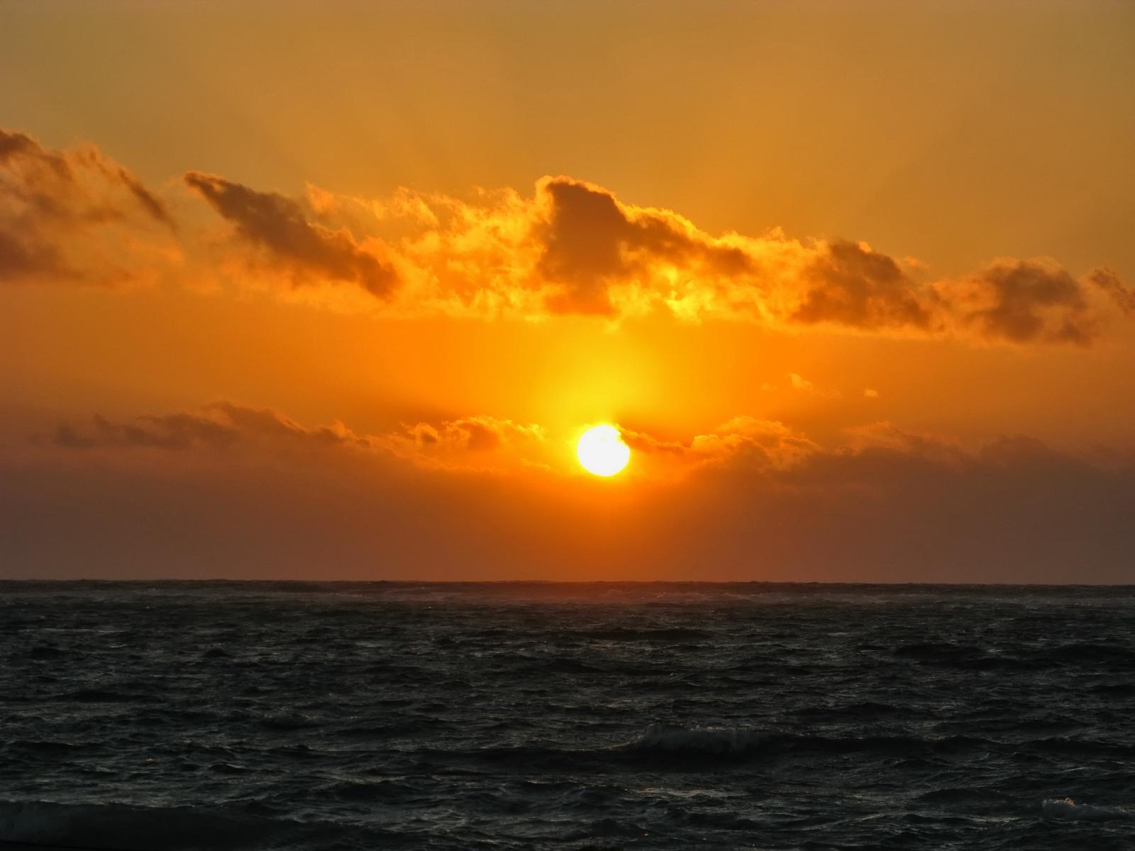 mexico, tulum, caribbean sea, sunrise, view, mayans, quintana- roo,, photo