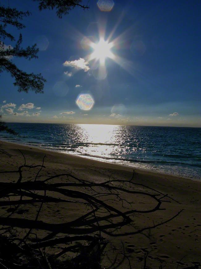 north bimini, bahamas, bermuda triangle, hexagon,, photo